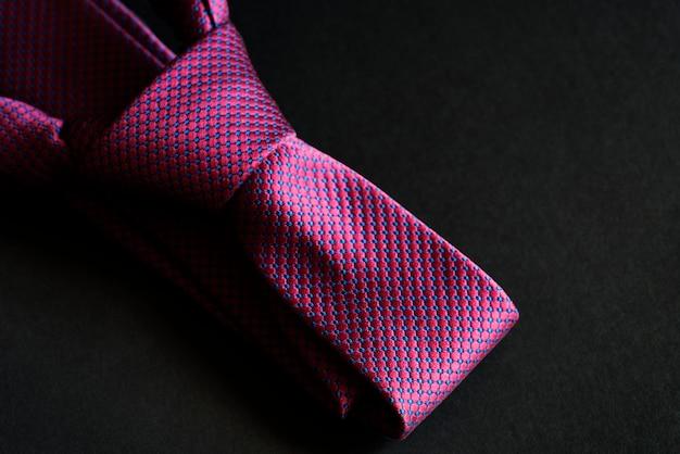 ネクタイのクローズアップ 無料写真