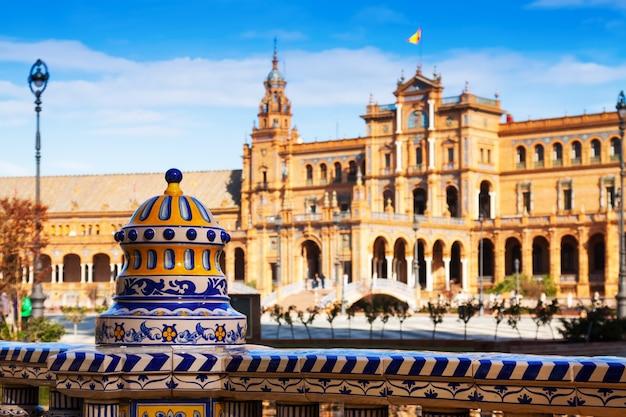 스페인 광장의 근접 촬영