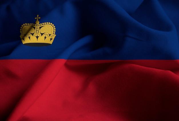 リヒテンシュタイン旗、リヒテンシュタイン旗の拡大