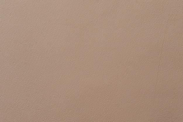 Крупным планом бесшовных текстур бежевой кожи для фона