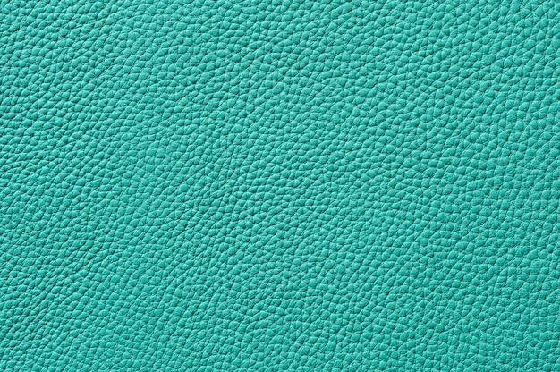 배경에 대 한 완벽 한 녹색 가죽 질감의 근접 촬영