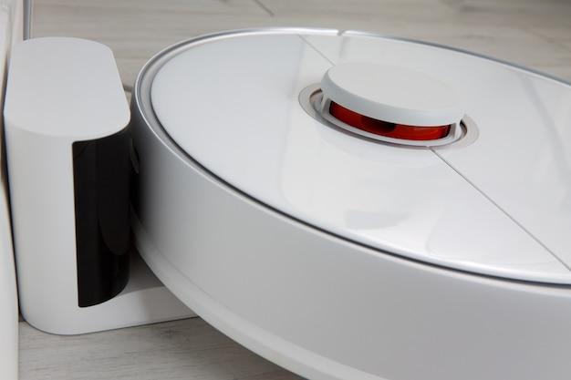 로봇 청소기 자동 충전 확대 사진