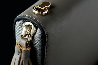 Closeup of wallet