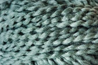 Closeup of wool fabric