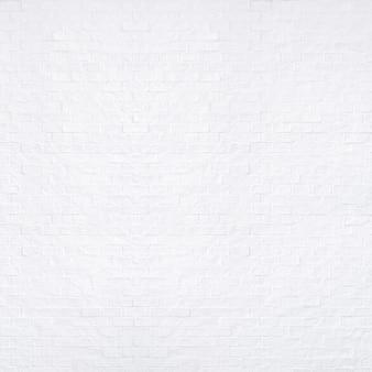 흰색 벽돌 질감 세부 배경의 근접 촬영 사진