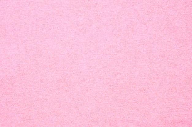 Closeup pink paper texture background