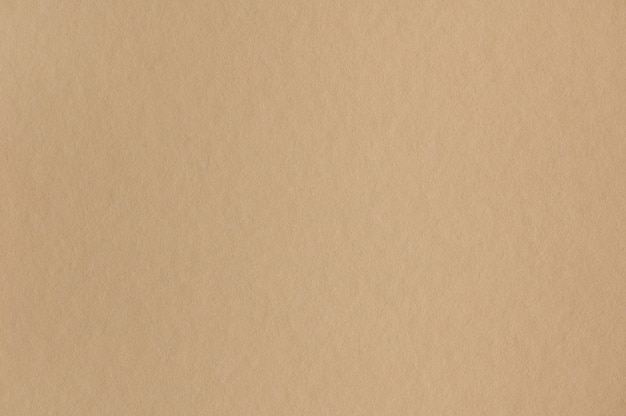 Closeup of seamless beige paper texture for background or artworks
