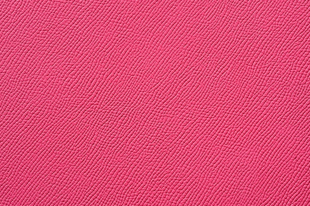 Closeup of seamless pink leather texture for background