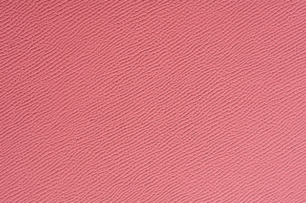 Closeup of seamless pink leather texture