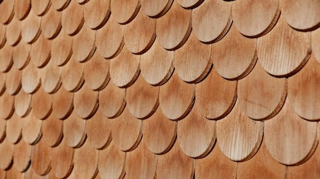 Closeup colpo di piastrelle di ceramica