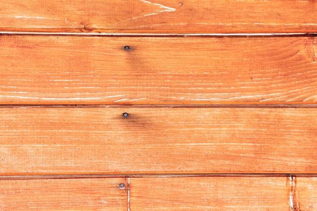 木製の壁の背景のクローズアップショット