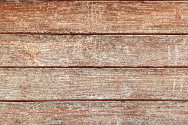 古い木製の壁のクローズアップショット