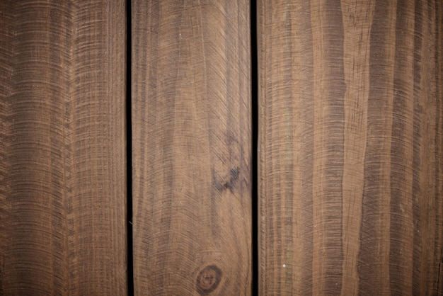 Closeup shot of a wall made of vertical wooden planks - perfect for a cool wallpaper background