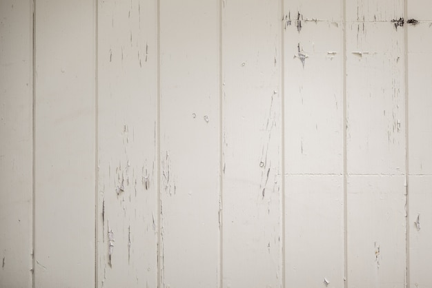 Closeup shot of a white wooden surface - great or background or a blog