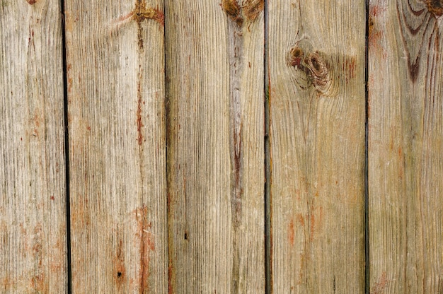 Closeup shot of a wooden surface with beautiful patterns made from several wood panels