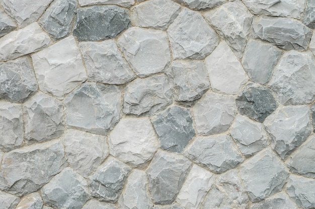 Closeup surface abstract at old stone wall in the garden textured background