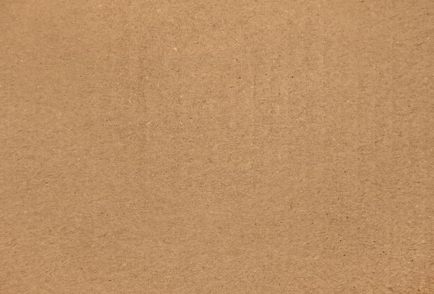 纸板纹理的表面特写