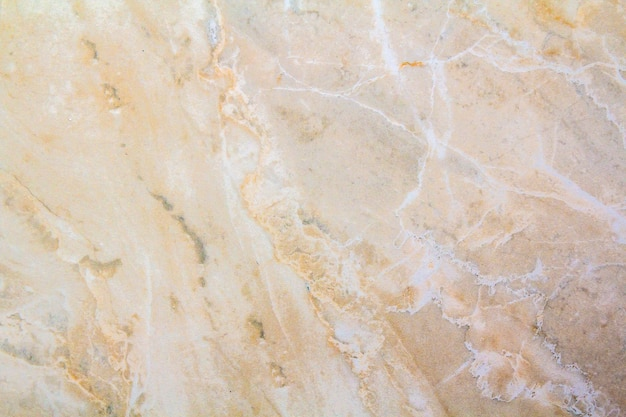 Closeup surface of marble pattern at the marble floor texture background , yellow abstract marble pattern