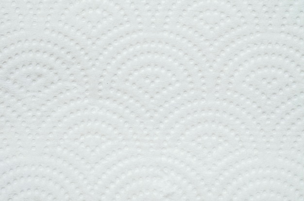 Closeup surface toilet paper texture background