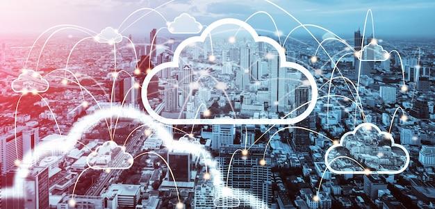 Технология облачных вычислений и онлайн-хранилище данных для глобального обмена данными