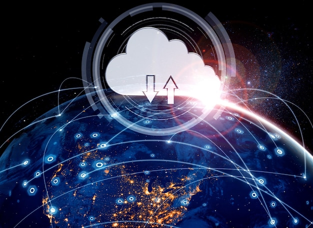 Технологии облачных вычислений и онлайн-хранилище данных в инновационном восприятии