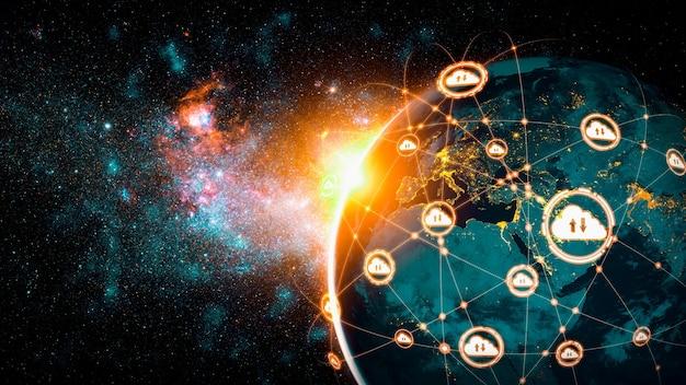 Технология облачных вычислений и онлайн-хранилище данных