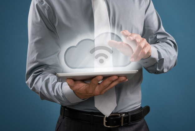 Cloud computing and wifi