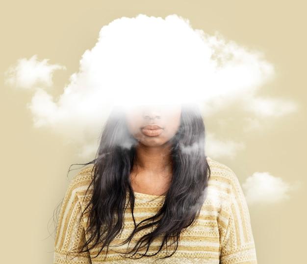 Облако скрытая дилемма депрессия блаженство