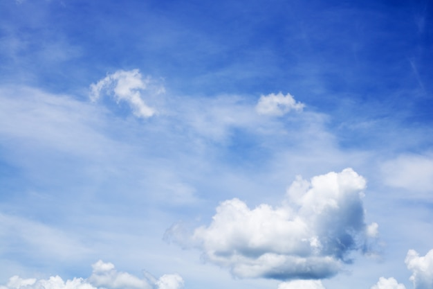 Cloud and sky texture for background abstract