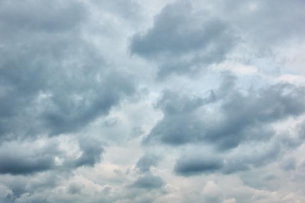 흐림 - 회색 구름, 배경으로 사용할 수 있음