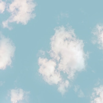 Clouds from below