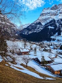 구름 전망 풍경 스위스 여행 유럽