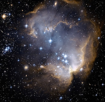 Clusters star galaxy ngc