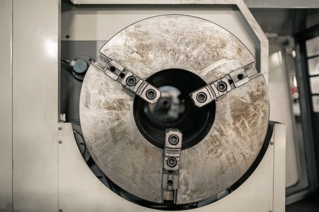 Cnc機械の固定部品