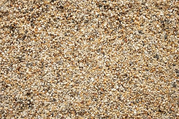 В качестве фона можно использовать крупный песок
