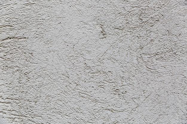 Coarse textured concrete wall