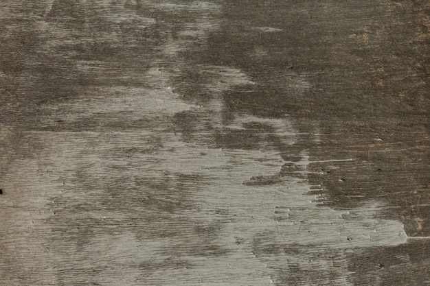 Coarse wood surface with brush strokes