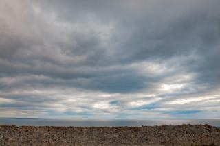 Coastal clouds   hdr  coast