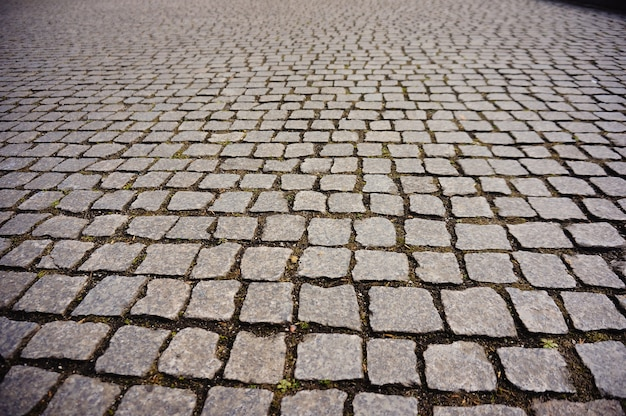 Cobblestone in the street during daytime