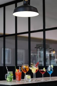 Бокалы для коктейля