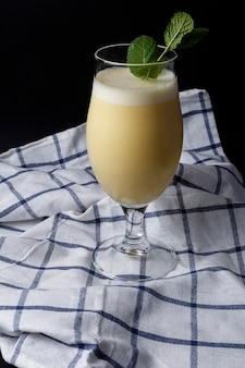 Cocktail of pina colada