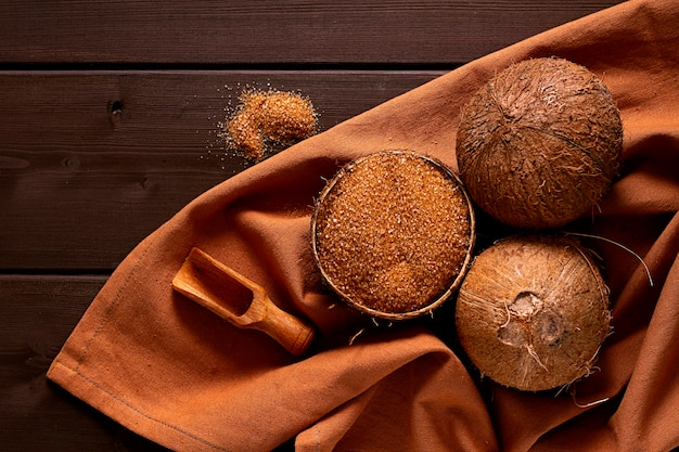 코코넛 설탕