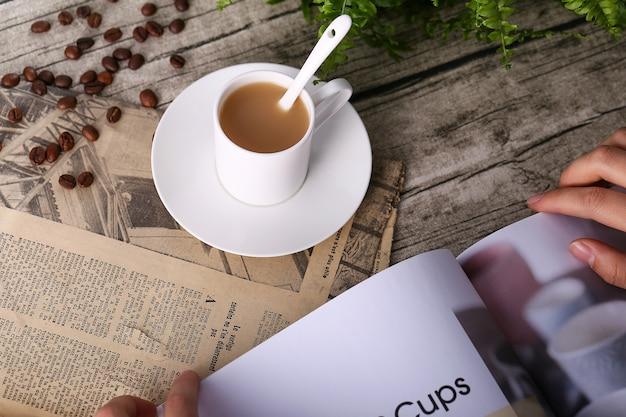 Coffe cup coffe
