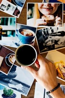 Кофе и фотография