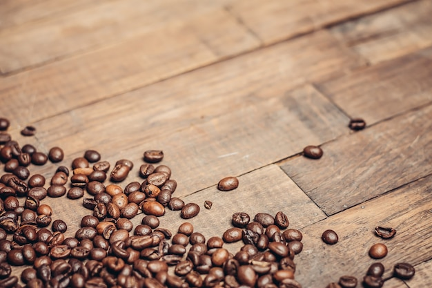 Coffee beans, roasted coffee items