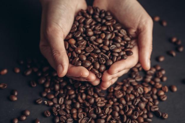 コーヒー豆、焙煎コーヒー