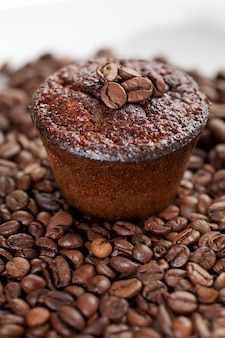 Coffee flavour muffins