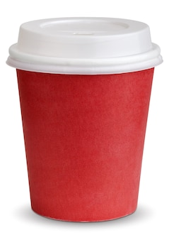 サーモカップのコーヒー