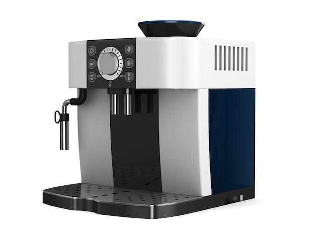 Кофеварка 3d иллюстрация