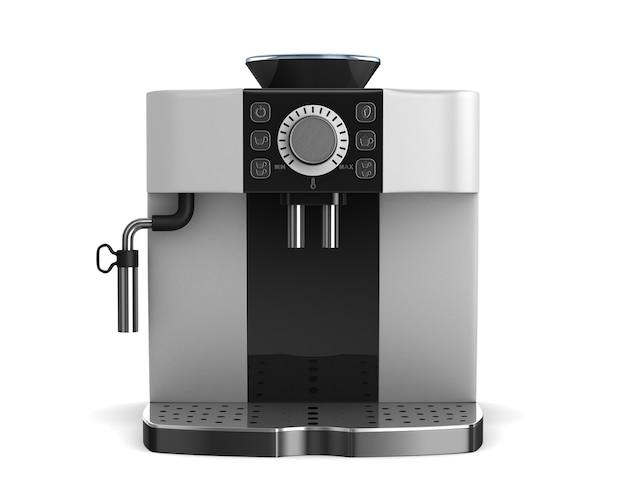 화이트 커피 머신